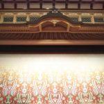 京都南座の緞帳
