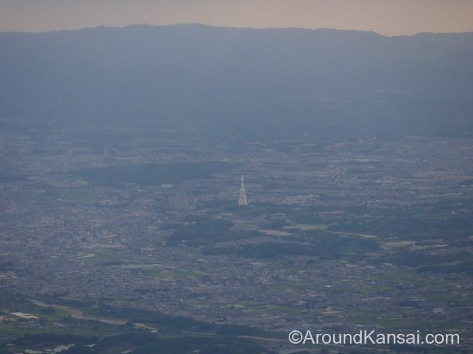 PLの塔も見えました