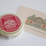 大阪中央公会堂オリジナルのマスキングテープ