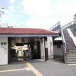 堺市博物館の最寄駅、JR百舌鳥駅