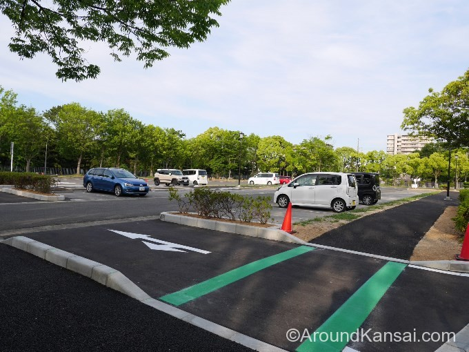 大仙公園 第3駐車場