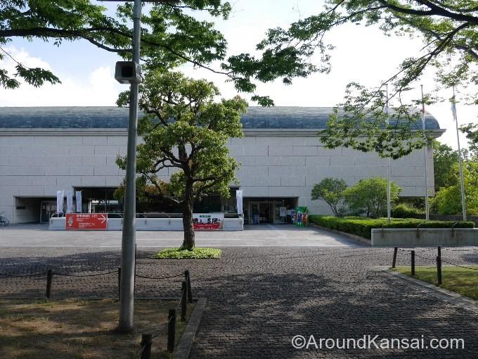 堺市博物館は大仙公園にあります