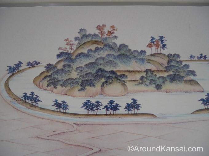江戸時代の絵図に描かれた仁徳天皇陵