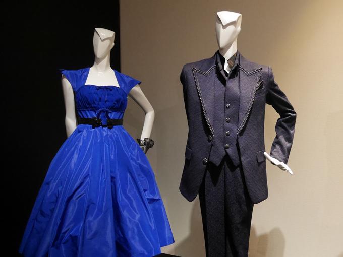 『DANCE OLYMPIA』アキレウス、ブリーゼの衣装