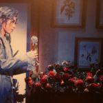 明日海りおサヨナラ公演「A Fairy Tale 青い薔薇」のワンシーン