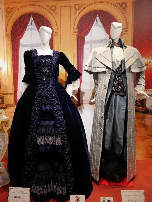 『スカーレット・ピンパーネル』の衣装