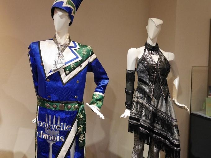リー・ロンロン、クリスティーナの衣装