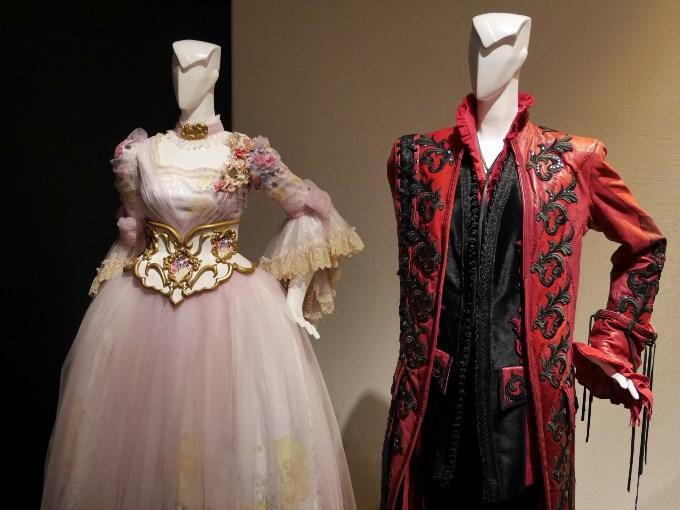『ロックオペラ モーツァルト』の衣装