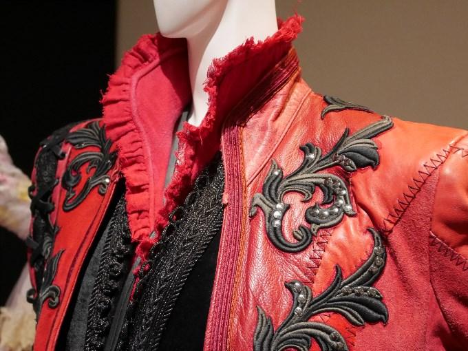 モーツァルトの衣装