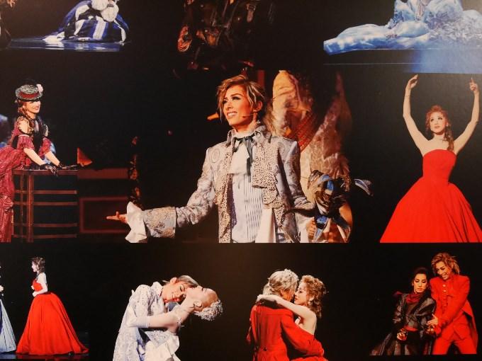 宝塚歌劇の殿堂・花組展『CASANOVA カサノヴァ』舞台写真パネル