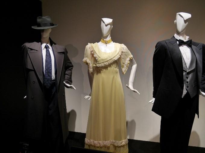 ウフマン、シュザンヌ、フロリアンの衣装