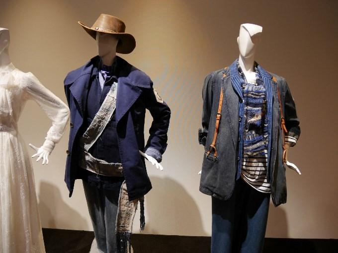 トビアス、マルチンの衣装