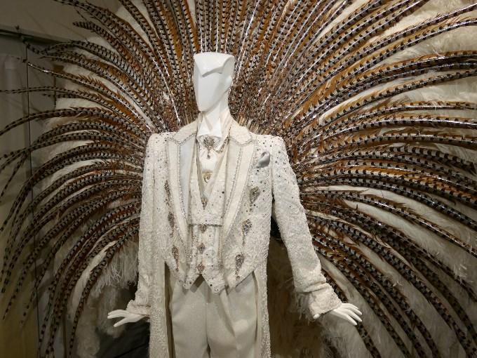 珠城りょうさん着用、パレードの衣装