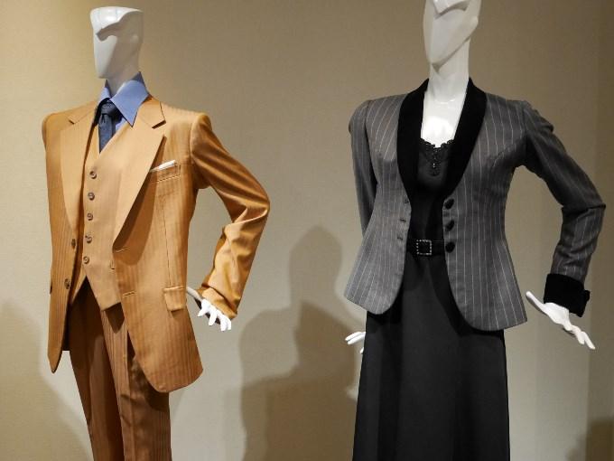 エードラー夫妻の衣装