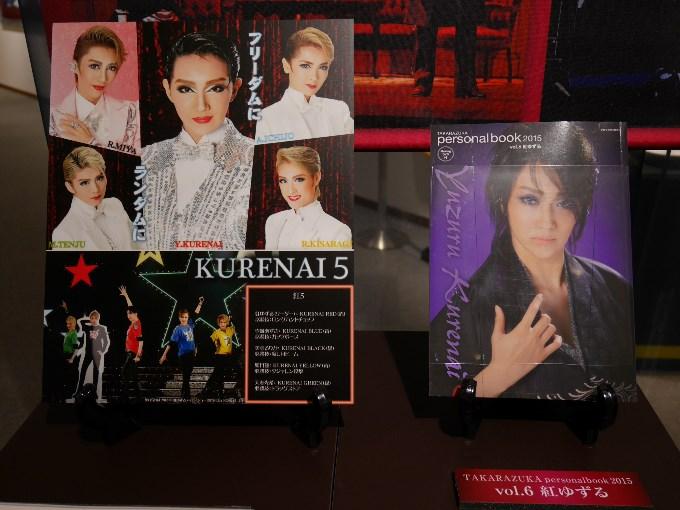 紅5、Takarazuka personal book 2015
