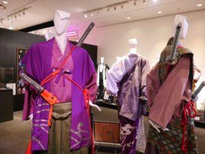 佐々木小次郎(美弥るりか)の衣装