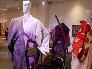 吉岡清十郎(暁千星)の衣装