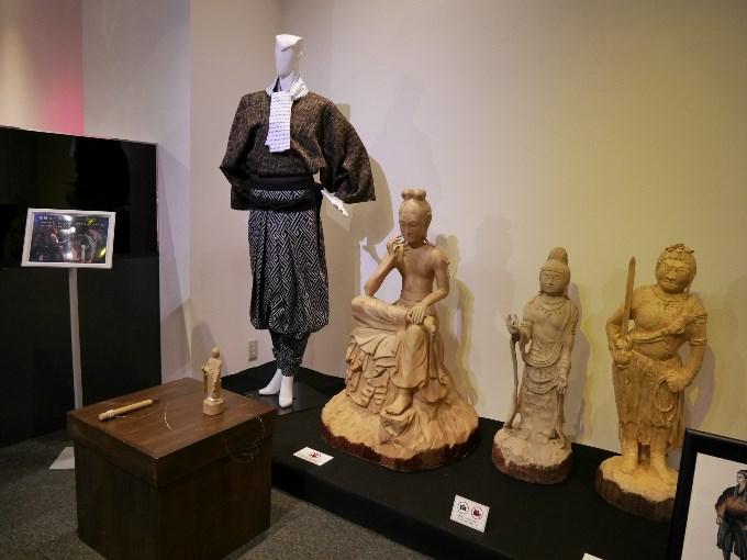 宮本武蔵(珠城りょう)の衣装