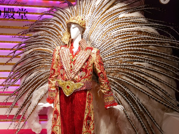 珠城りょうさん着用のパレード衣装
